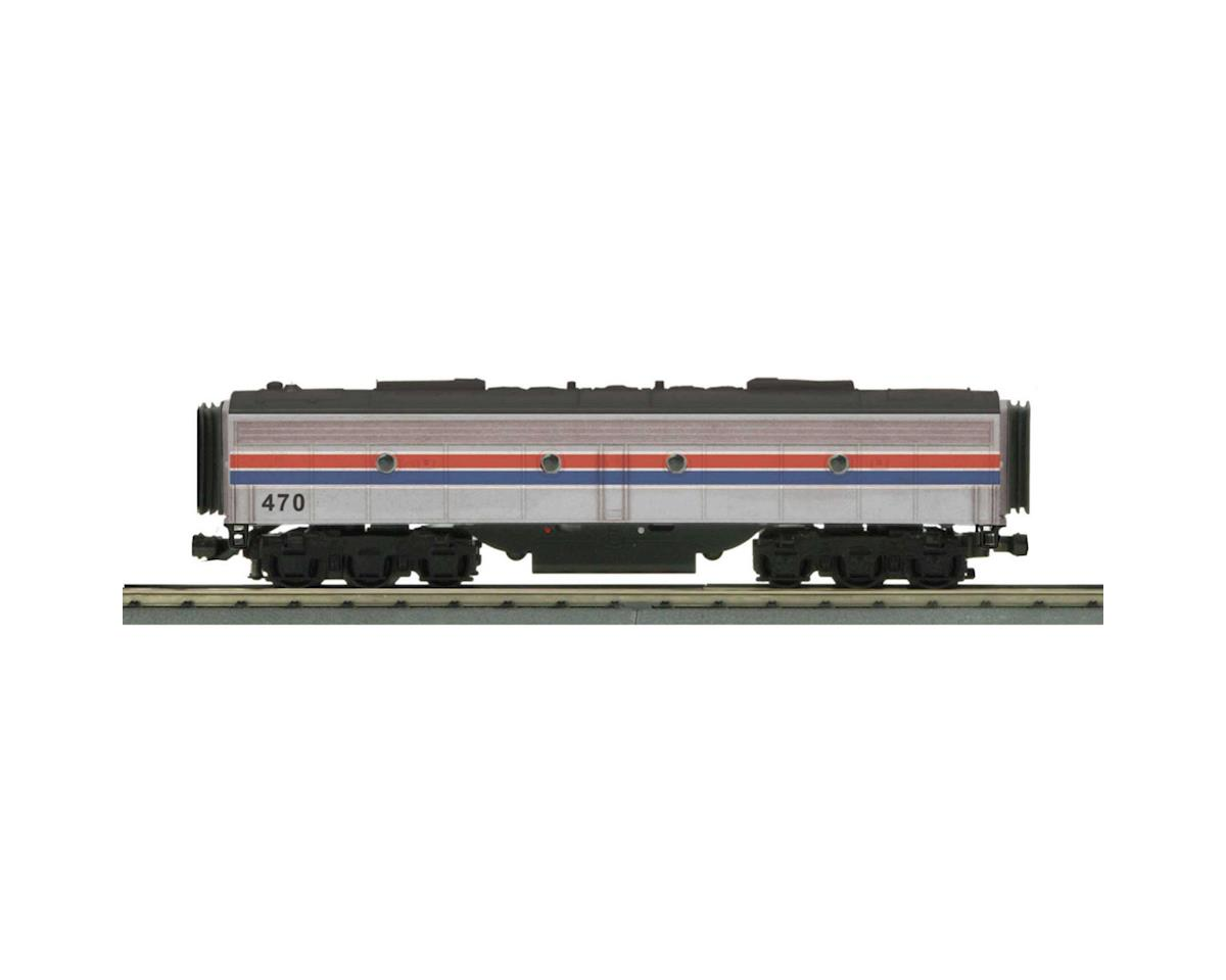 MTH Trains O-27 E8B Dummy, Amtrak #470