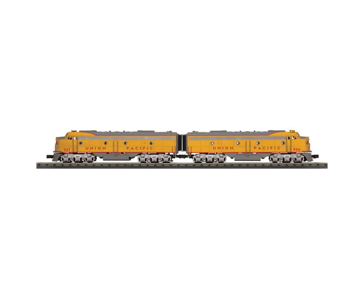 MTH Trains O-27 E8 AA w/PS3, UP #934