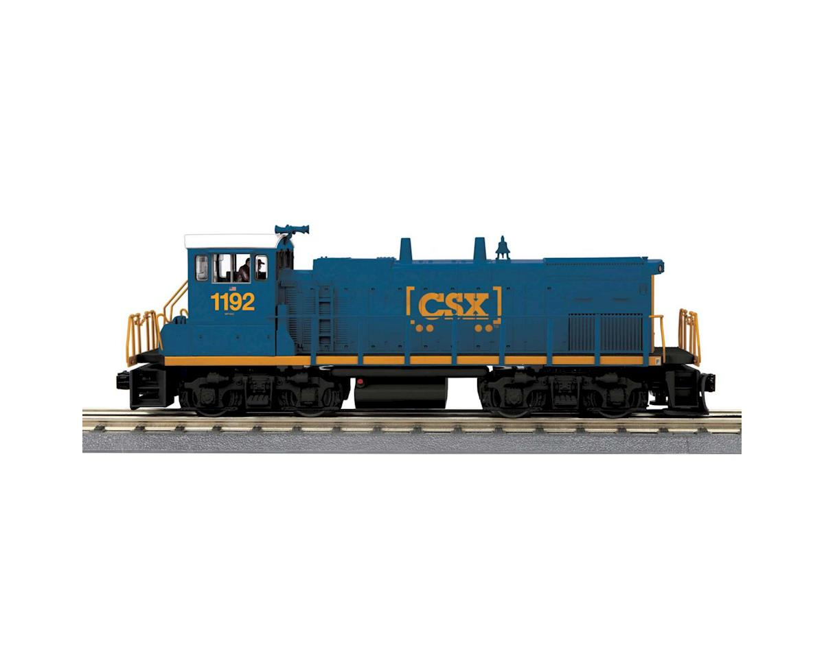 MTH Trains O-27 MP15AC w/PS3, CSX #1192