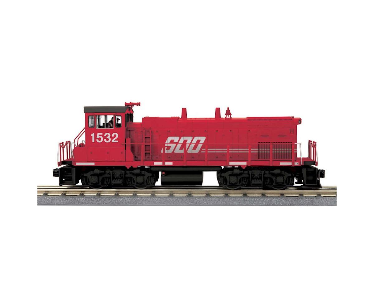 MTH Trains O-27 MP15AC w/PS3, SOO #1532