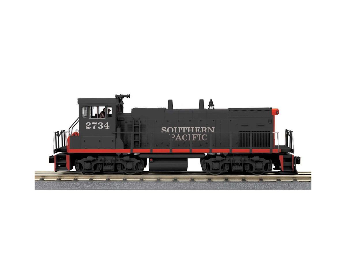 MTH Trains O-27 MP15AC w/PS3, SP #2734