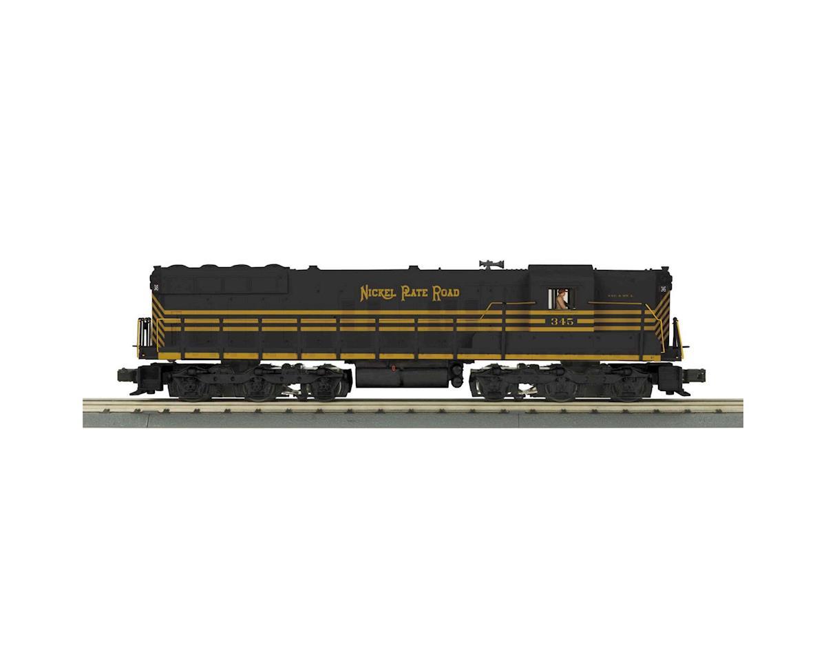 MTH Trains O-27 SD-9 w/PS3, NKP #345