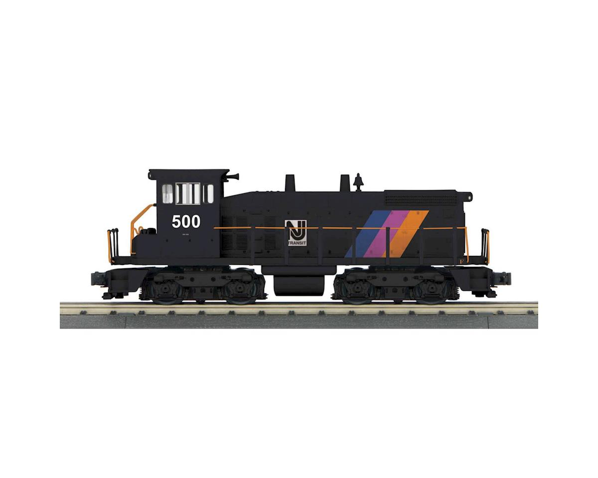 MTH Trains O-27 SW1500 w/PS3, NJT #500