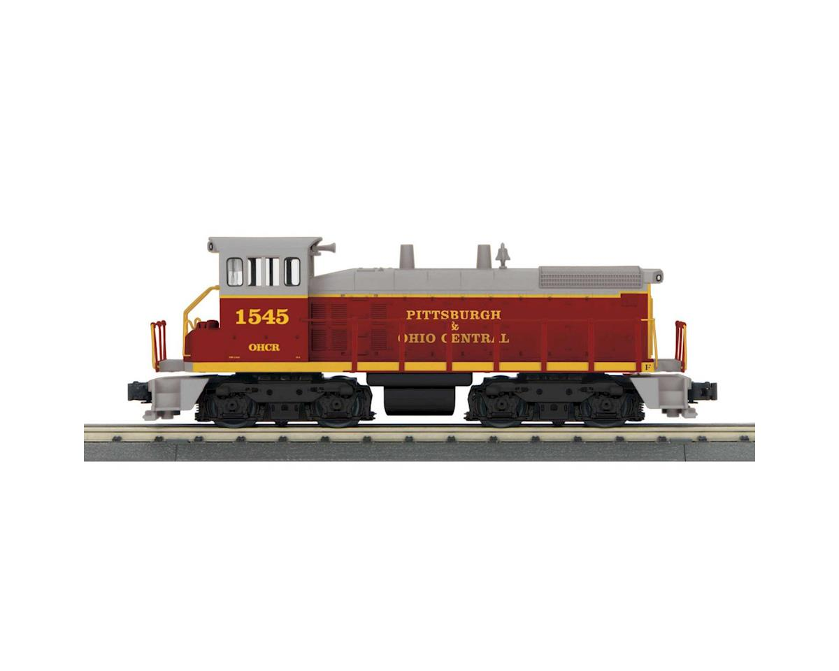 MTH Trains O-27 SW1500 w/PS3, P&OHC #1545