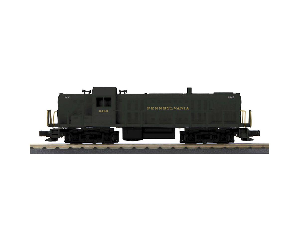MTH Trains O-27 RS-3 w/PS3, PRR #8443