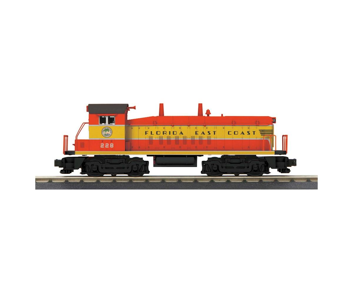MTH Trains O-27 SW9 w/PS3, FEC #228