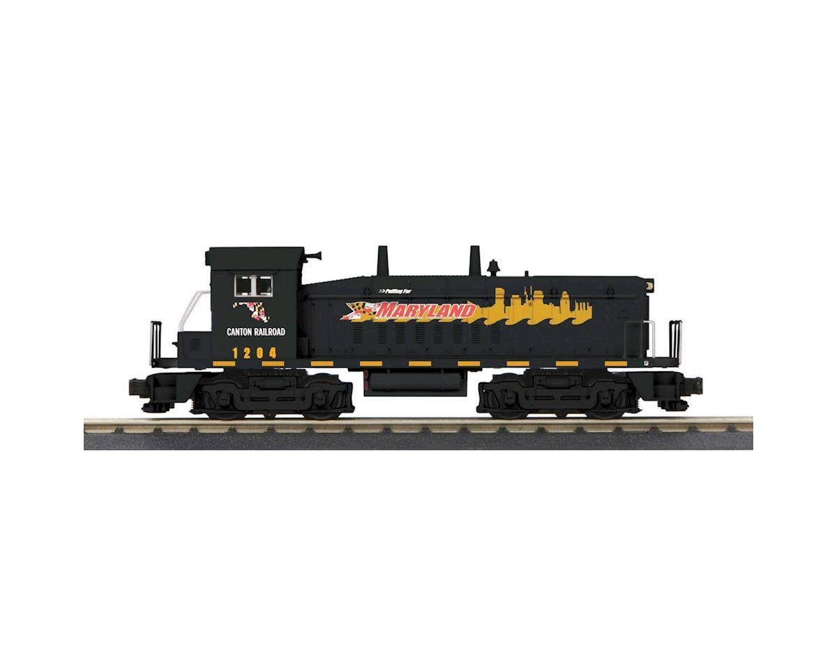 MTH Trains O-27 SW9 w/PS3, Canton #1204
