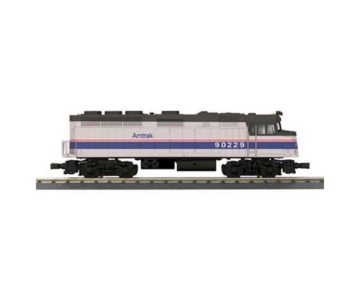 MTH Trains O-27 F40 w/PS3, Amtrak #90229