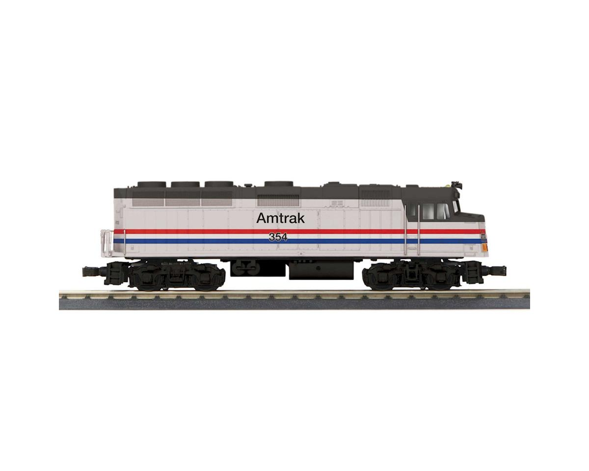 MTH Trains O-27 F40 w/PS3, Amtrak #354