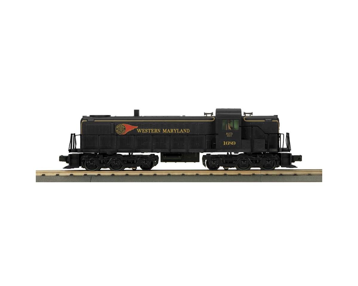 MTH Trains O RSD-5 w/PS3, WM #1689