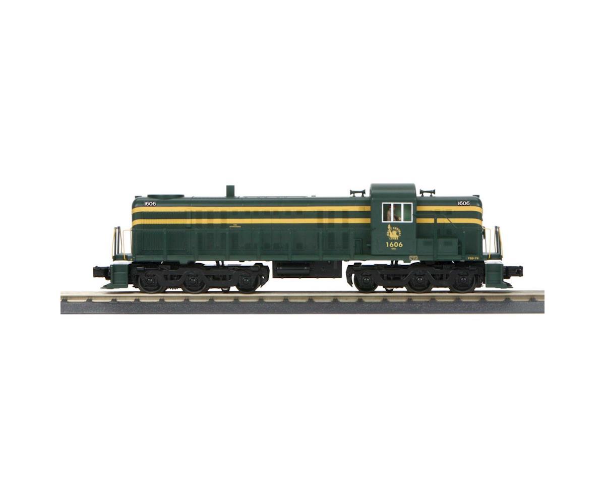 MTH Trains O RSD-5 w/PS3, CNJ #1606