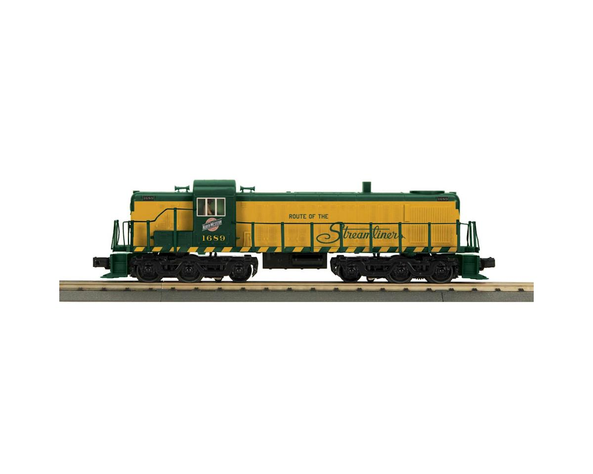 MTH Trains O RSD-5 w/PS3, C&NW #1689