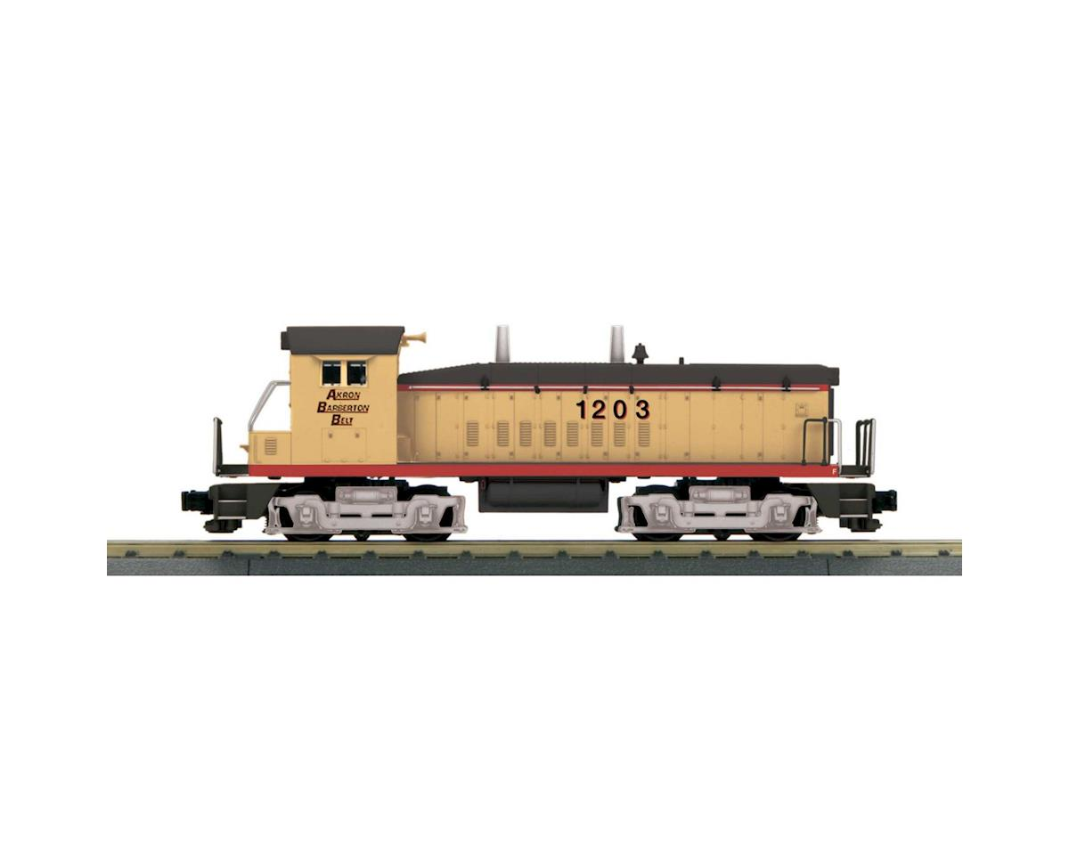 MTH Trains O SW1200 w/PS3,Akron & Baberton Belt Railroad#1203