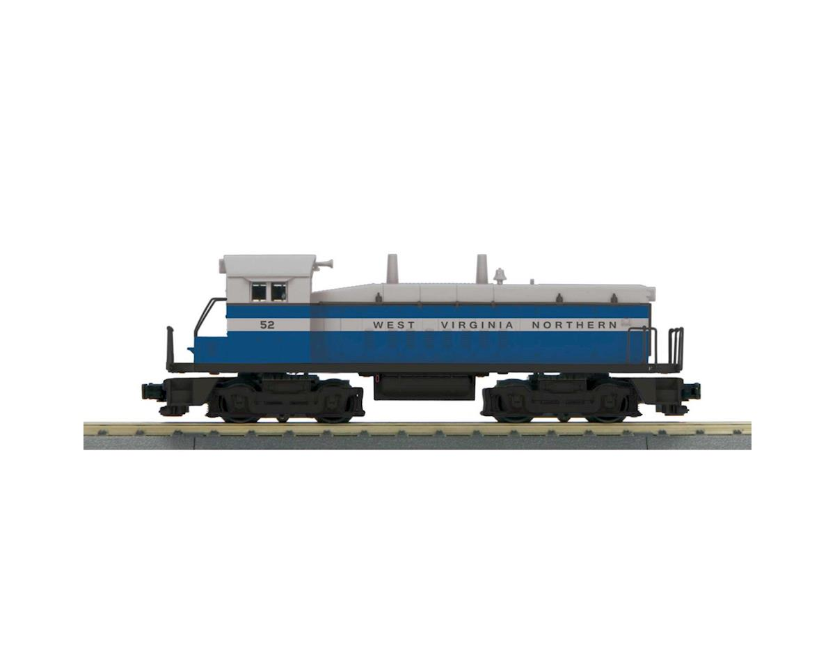 MTH Trains O SW1200 w/PS3, WVN #52