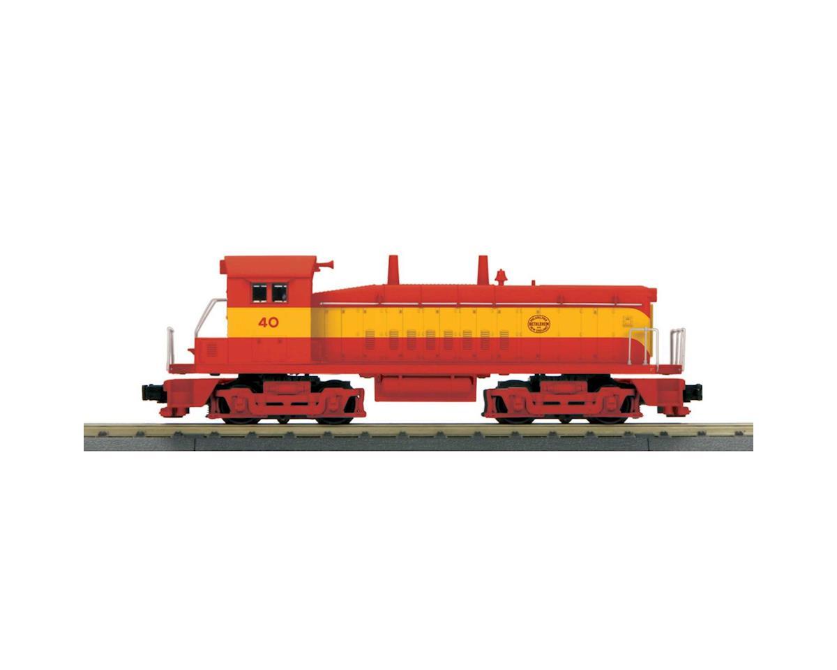 MTH Trains O SW1200 w/PS3, PB&NE #40