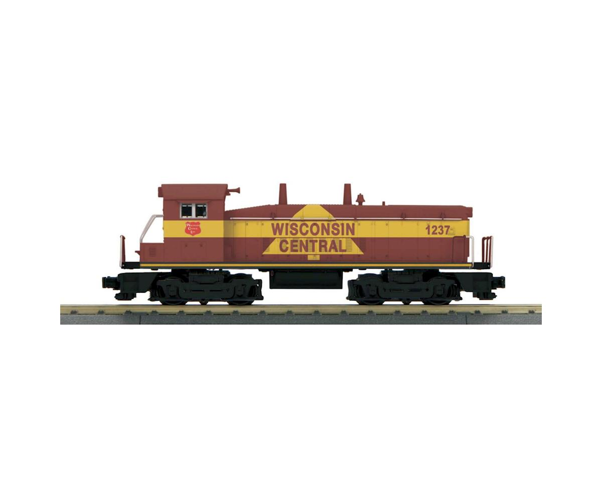 MTH Trains O SW1200 w/PS3, WC #1237