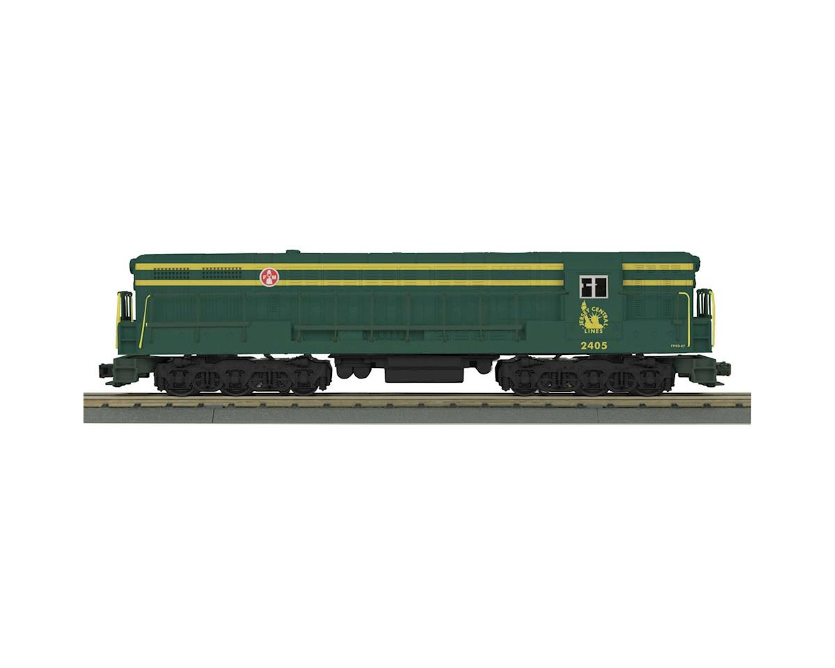 MTH Trains O FM Train Master w/PS3, CNJ #2405