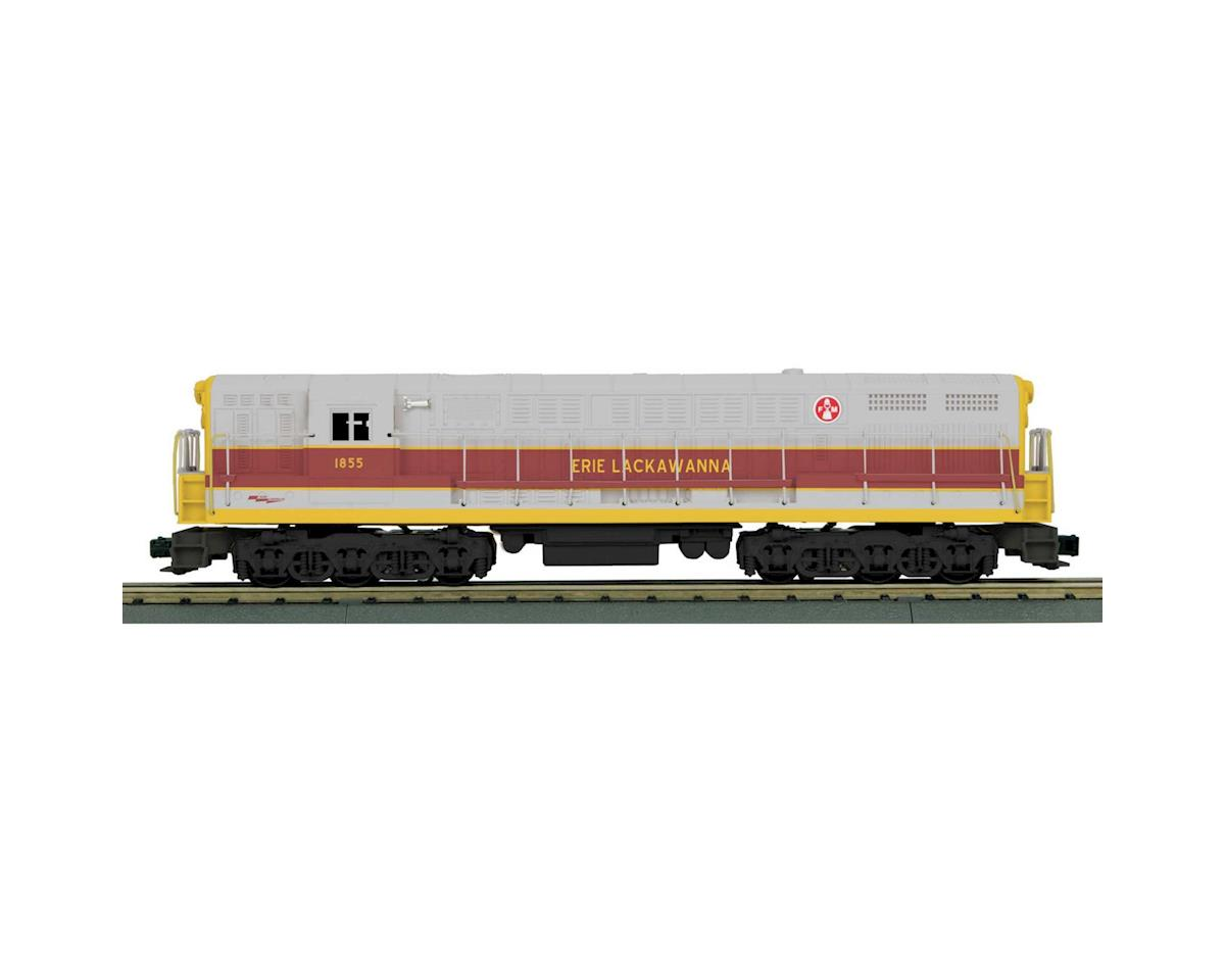 MTH Trains O FM Train Master w/PS3, EL #1855