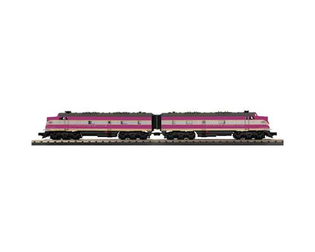 MTH Trains O-27 E3 A/A w/PS3, ACL #500