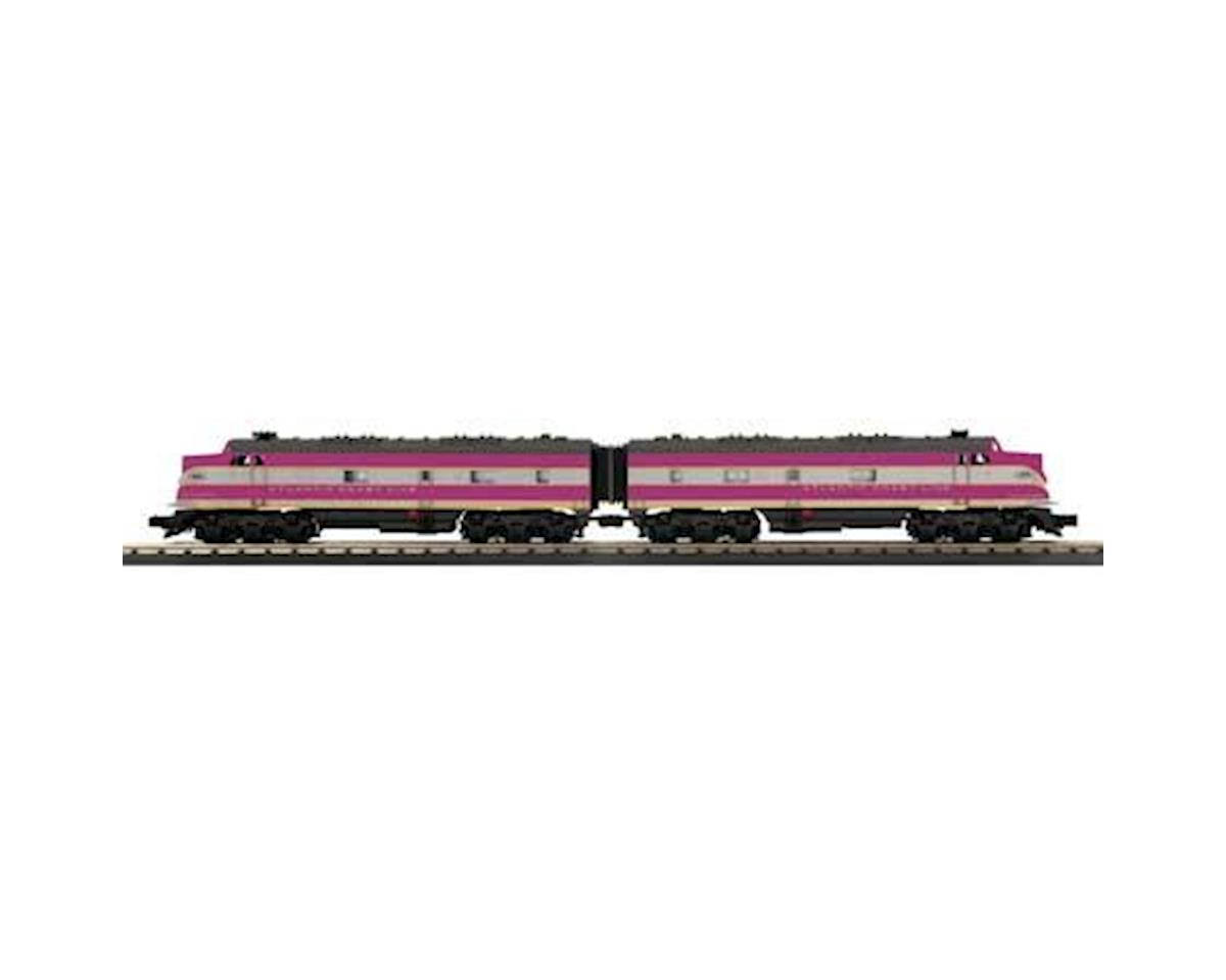 MTH Trains O-27 E3 A/A w/PS3, ACL #500