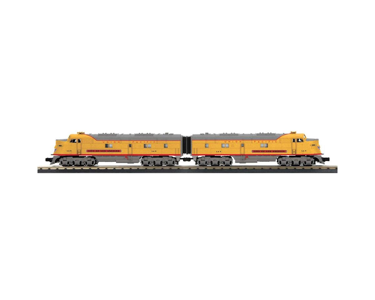 MTH Trains O-27 E3 A/A w/PS3, UP #LA-5