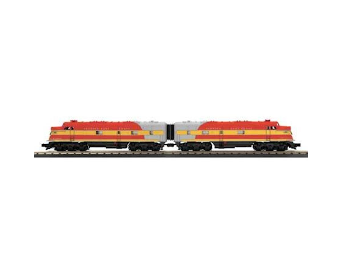 MTH Trains O-27 E3 A/A w/PS3, FEC #1001