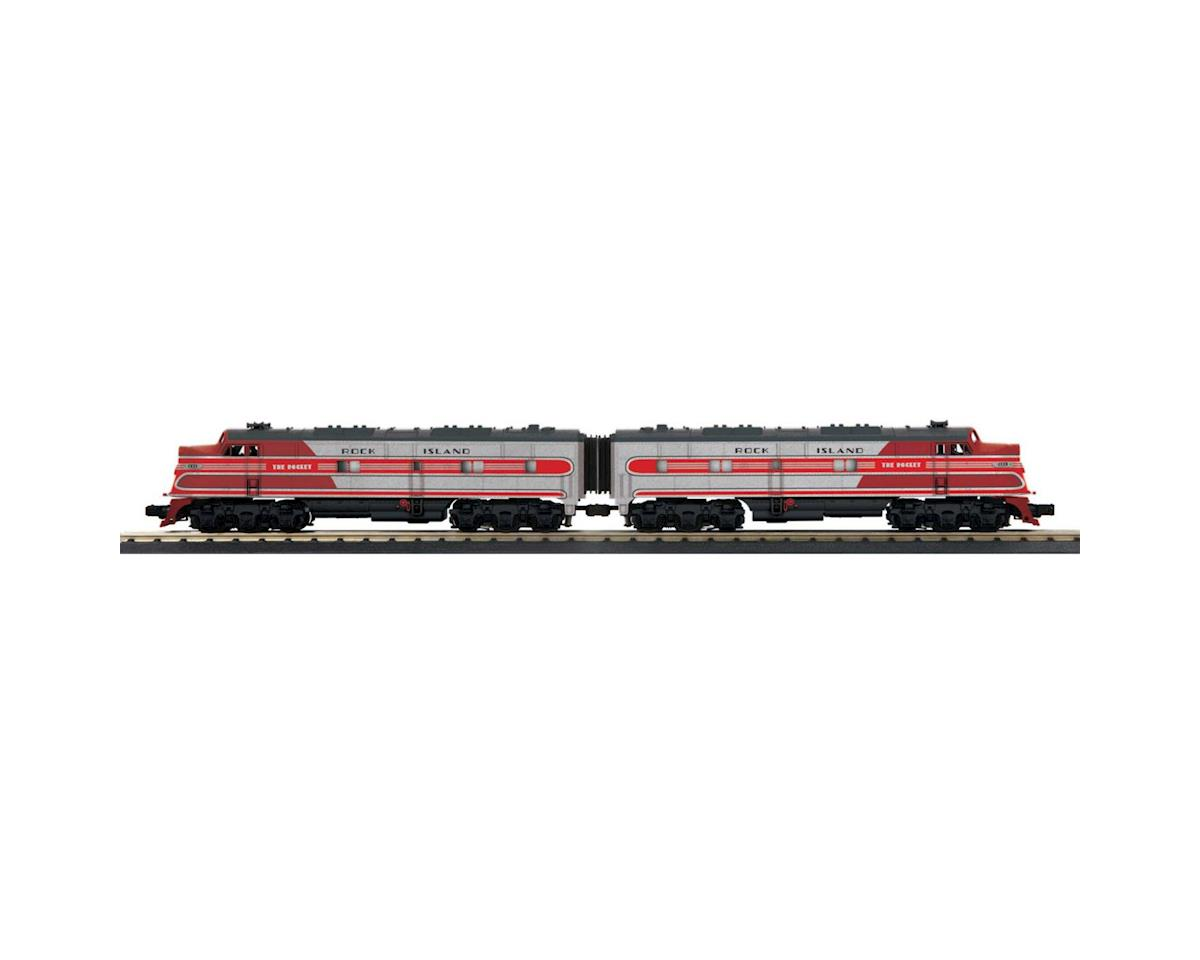 MTH Trains O-27 E3 A/A Pw/S3, RI #629