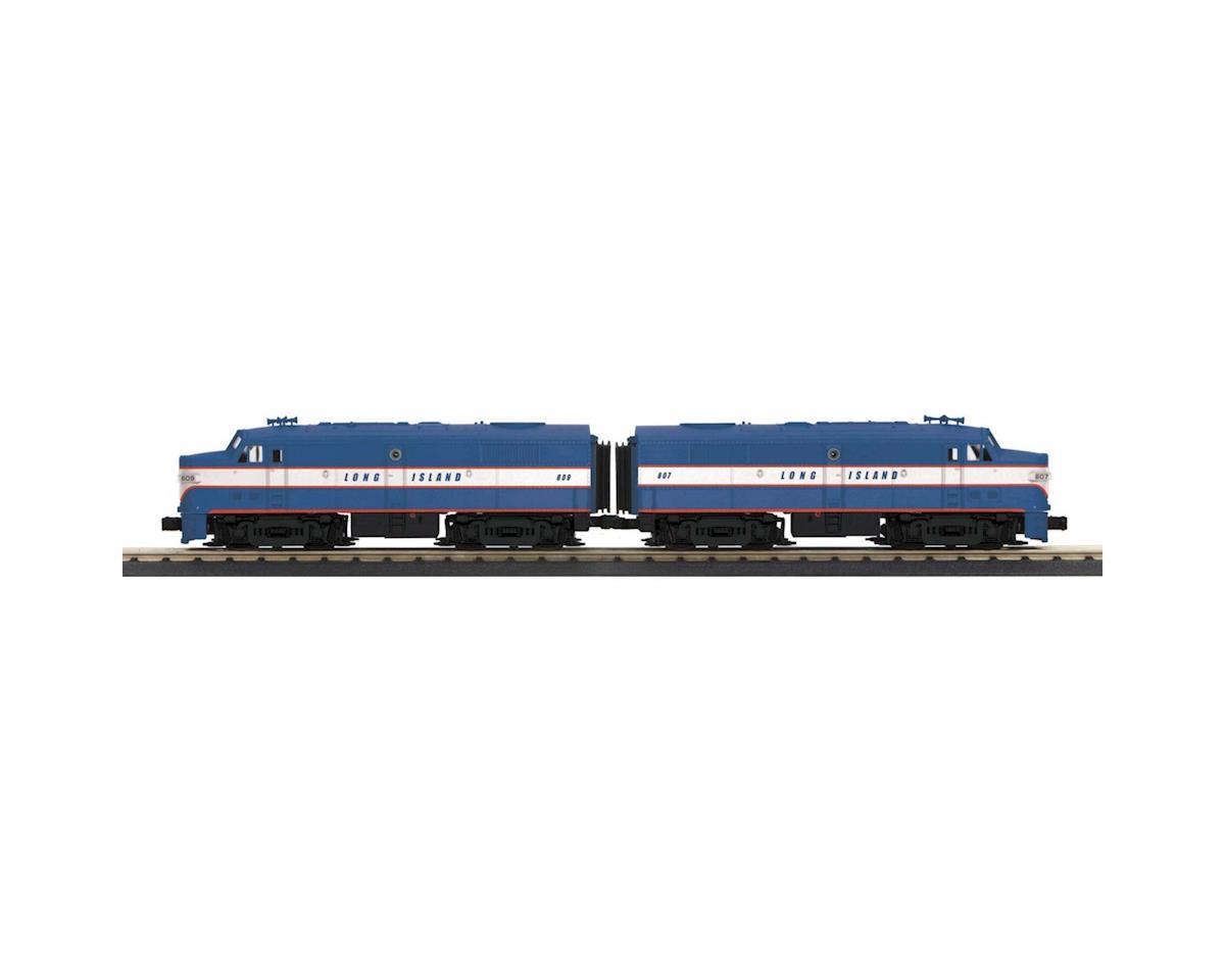 MTH Trains O-27 FA-2 A/A w/PS3, LIRR #6007
