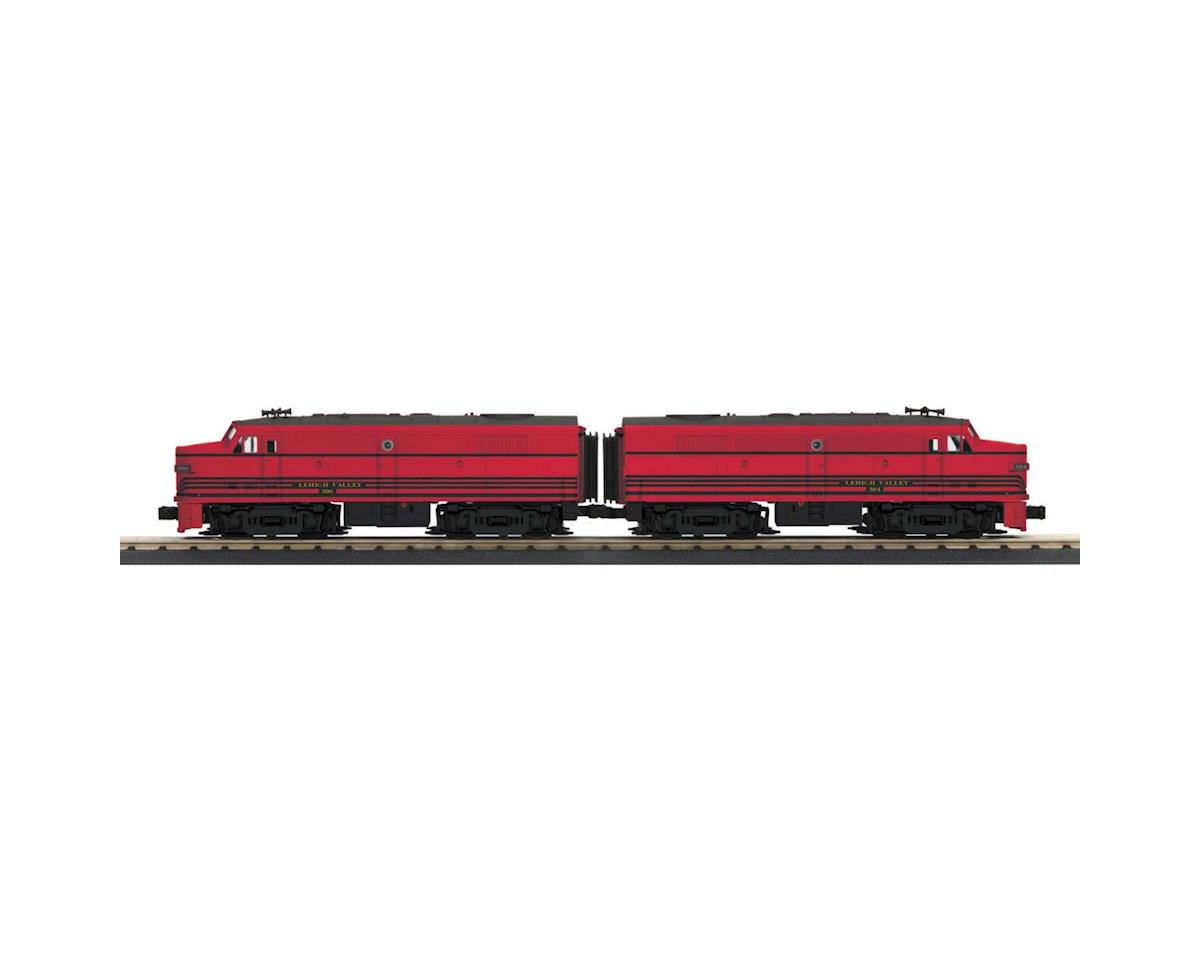 MTH Trains O-27 FA-2 A/A w/PS3, LV #594