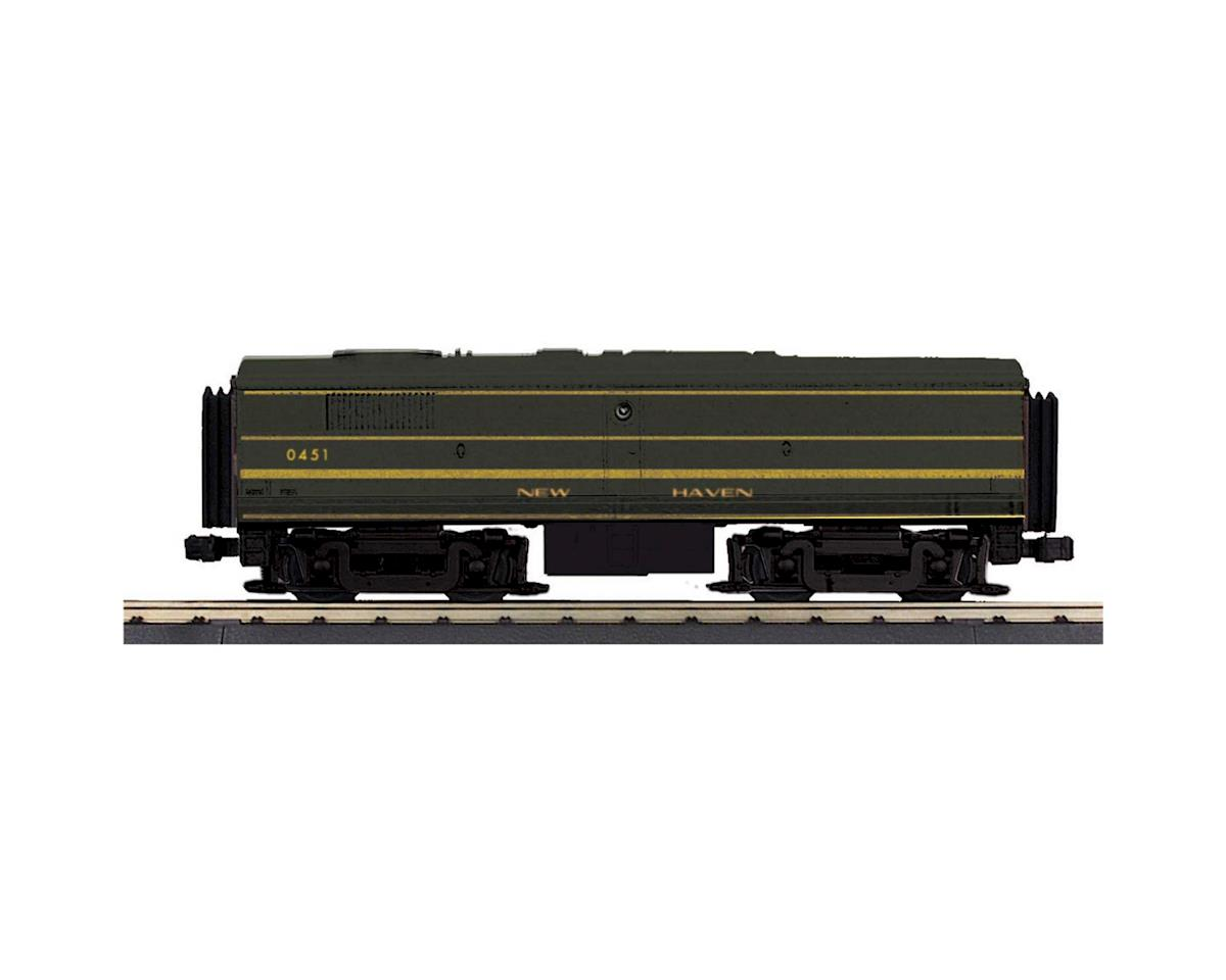 MTH Trains O-27 FA-2B Dummy, NH #451