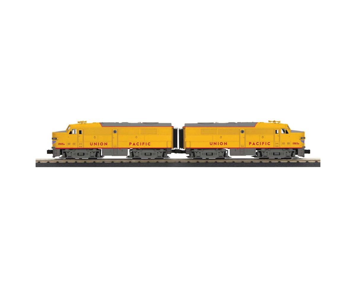 MTH Trains O-27 FA-2 A/A w/PS3, UP #1503A