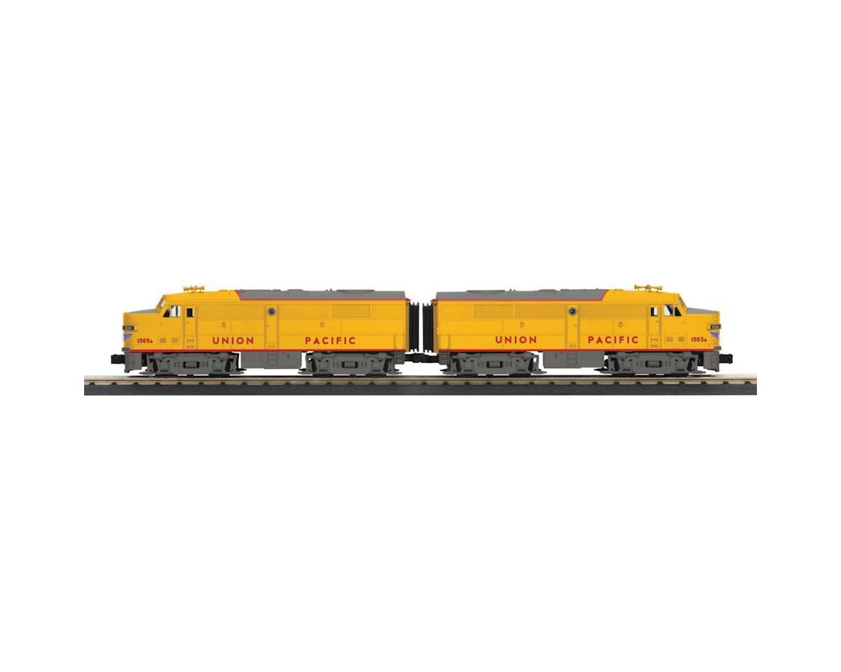 MTH Trains O-27 FA-2 A/A w/PS3, UP #1503A