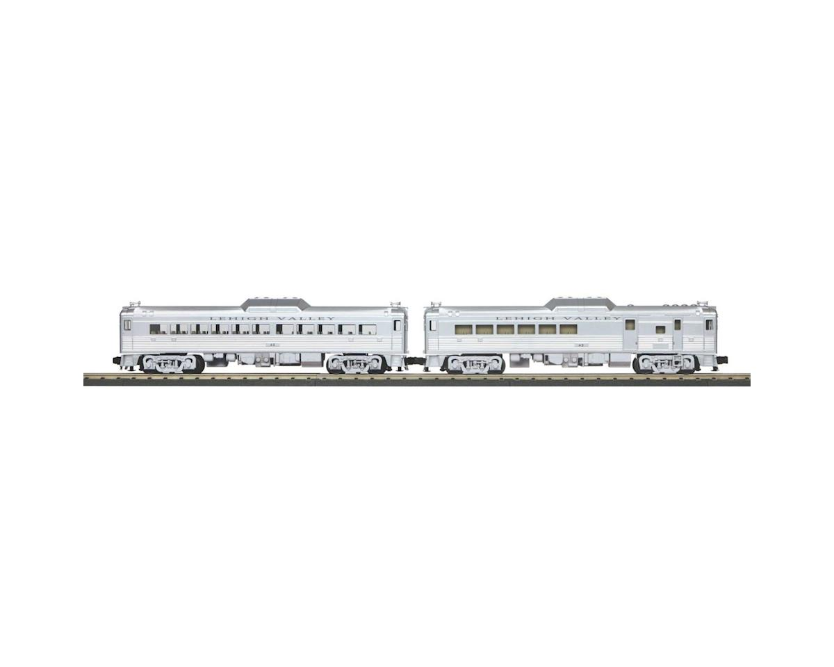 MTH Trains O-27 RDC Budd Car Add-On, LV #42(2)