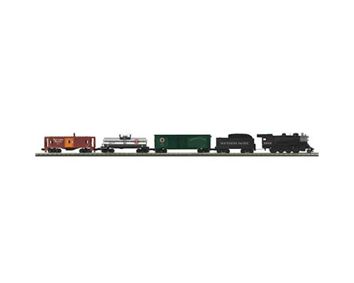 MTH Trains O-27 2-8-0 Freight Set w/PS3, SP
