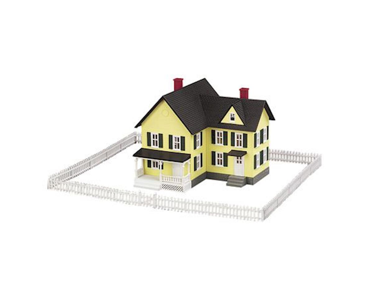 "MTH Trains O White Fence Set, 16""x13"""