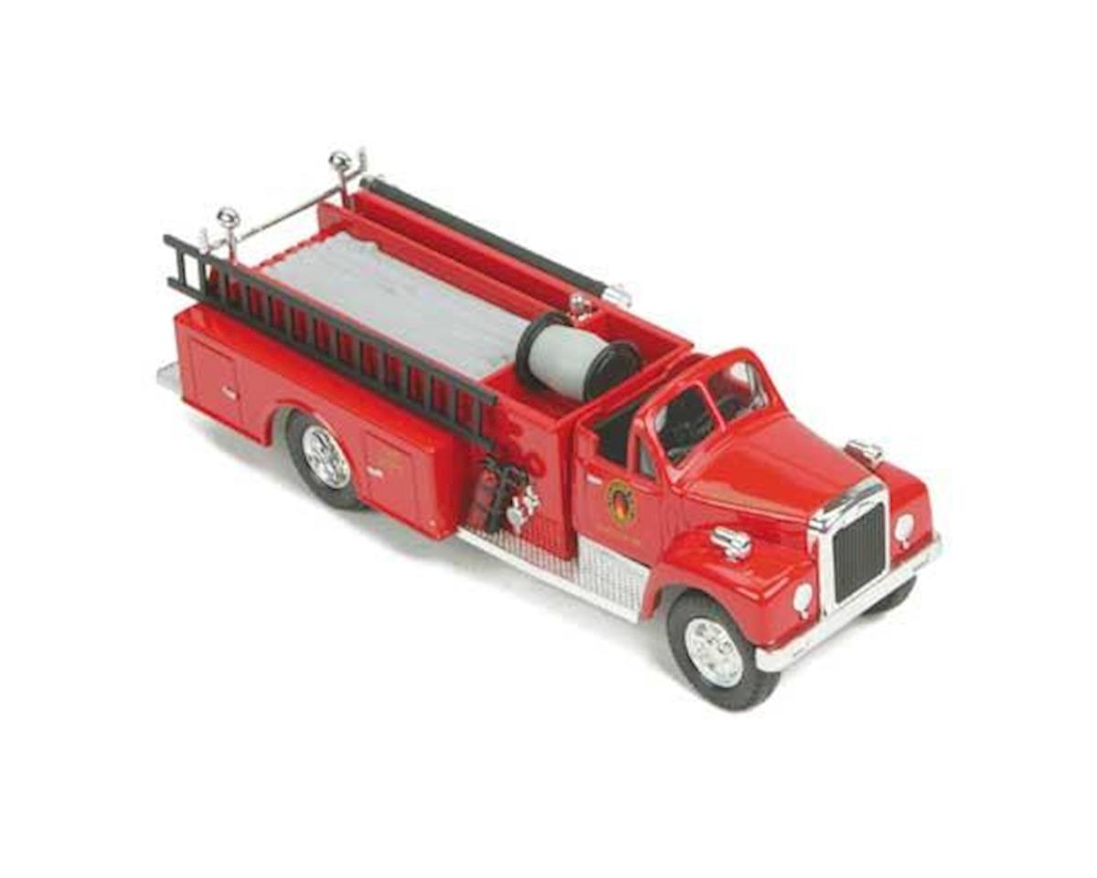 O DC Fire Truck. Braddock, PA by MTH Trains