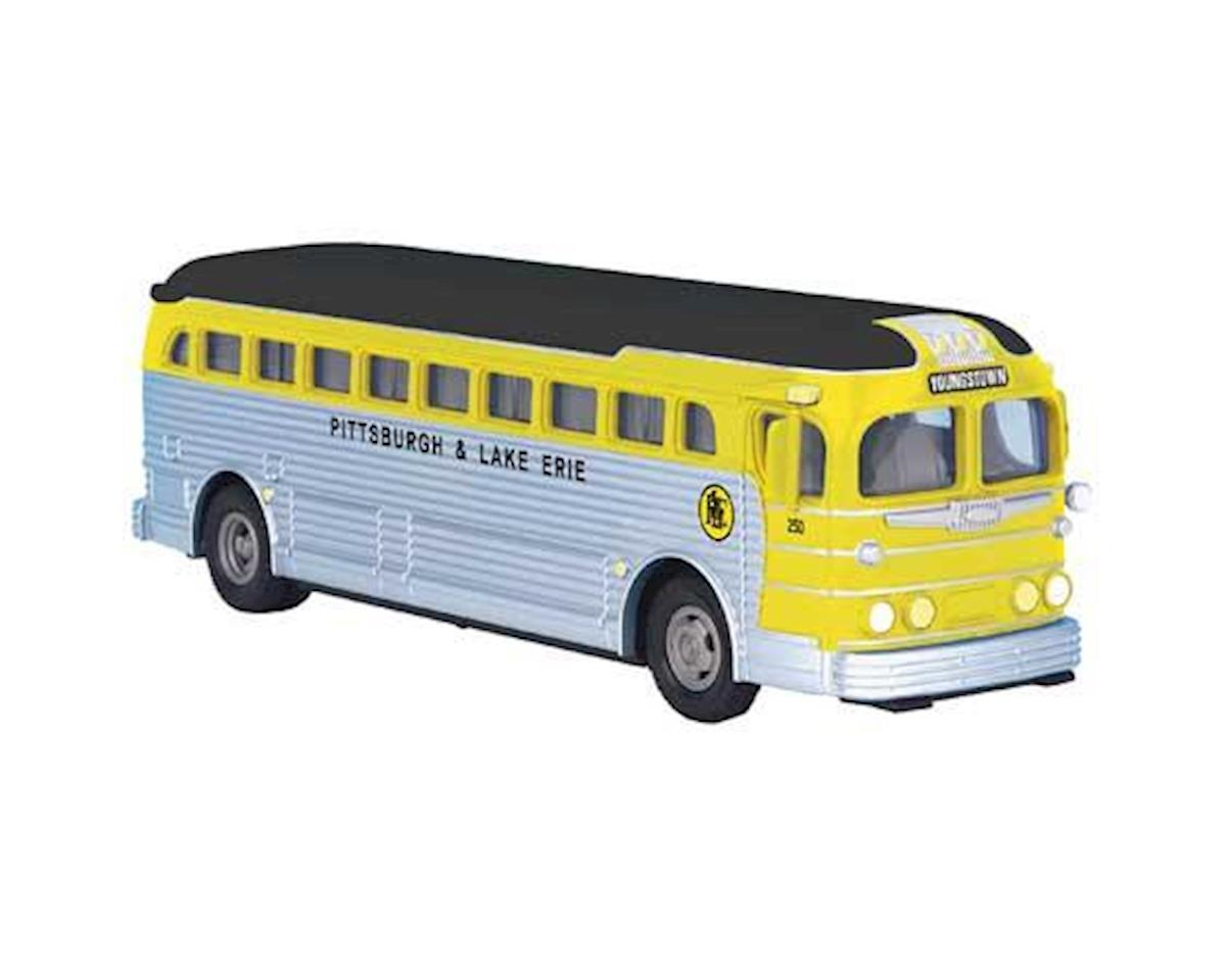 MTH Trains O Die-cast Bus, P&LE