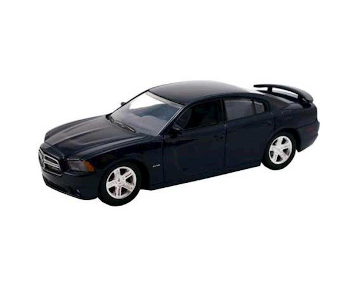 1:43 Die-cast Dodge Charger R/T,Jazz Blue by MTH Trains