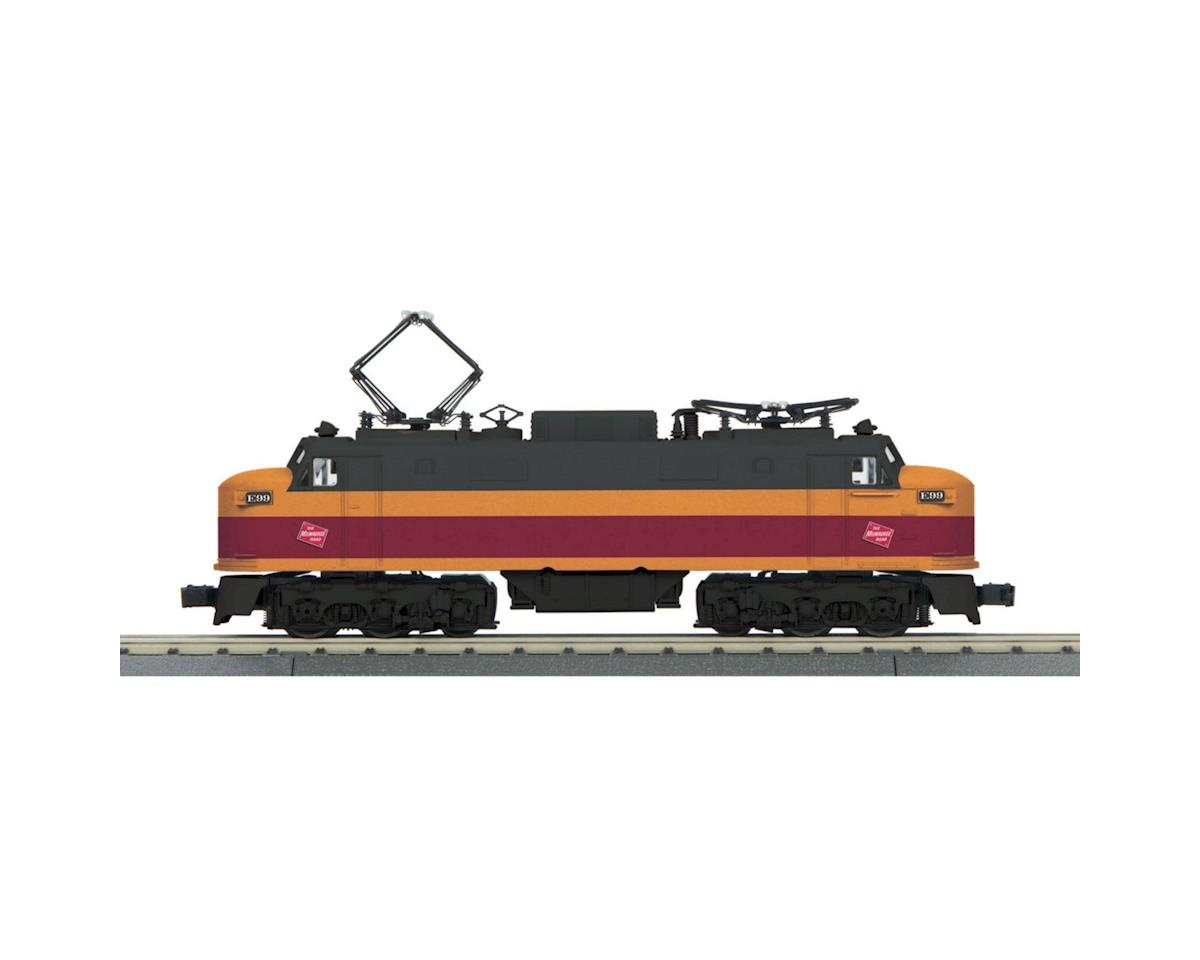 MTH Trains O-27 EP-5 w/PS3, MILW