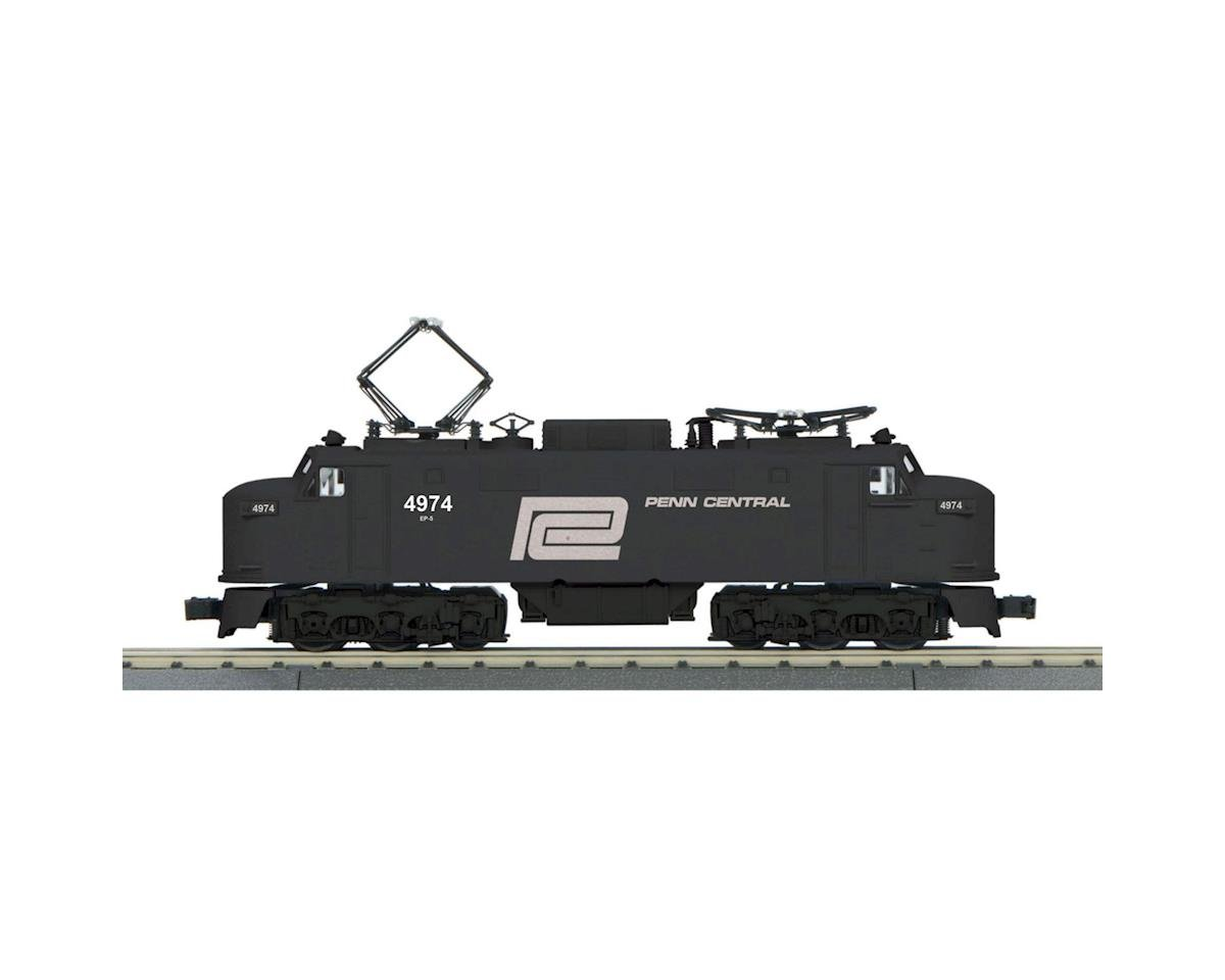 MTH Trains O-27 EP-5 w/PS3, PC
