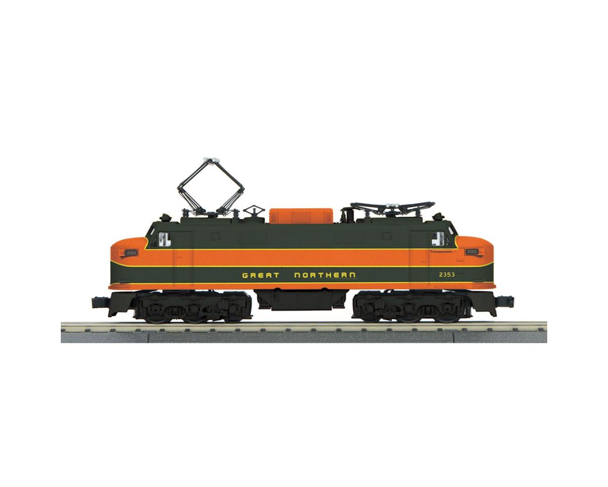 MTH Trains O-27 EP-5 w/PS3, GN