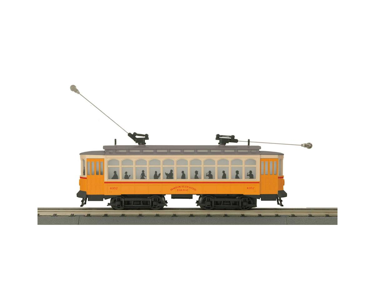 MTH Trains O-27 Brill Trolley w/PS3, BERy #4352