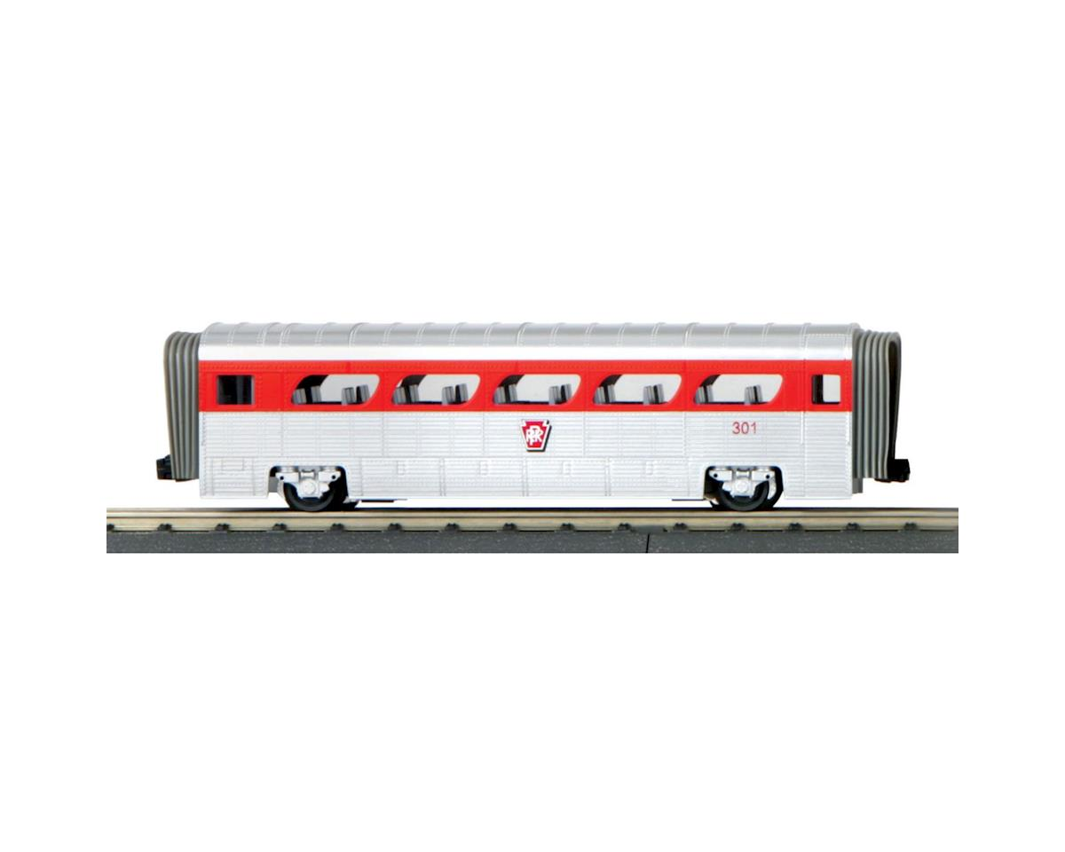 MTH Trains O-27 Aerotrain Coach, PRR