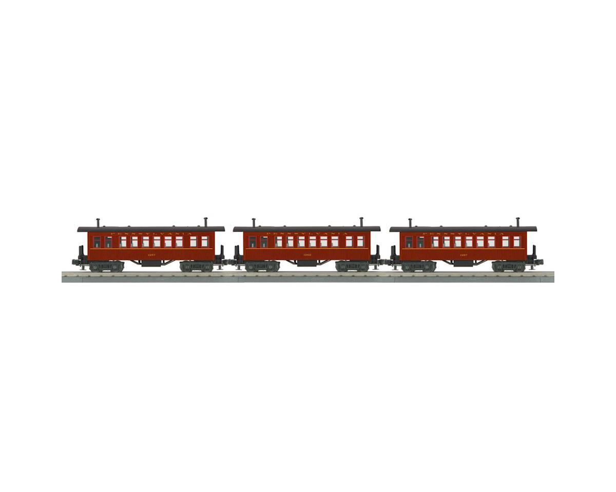 MTH Trains O-27 Overton Coach, PRR (3)