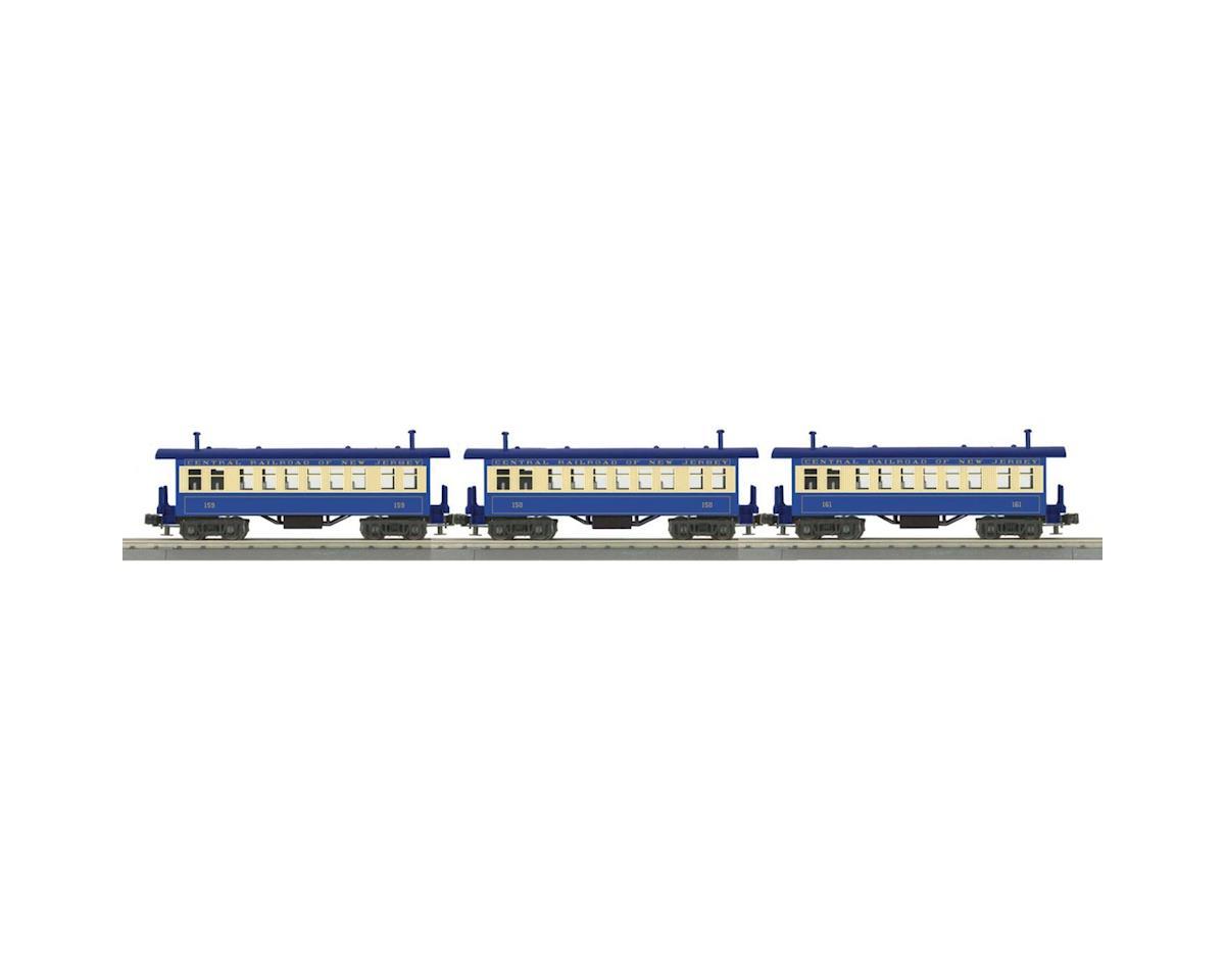 MTH Trains O-27 Overton Coach, CNJ #150 (3)
