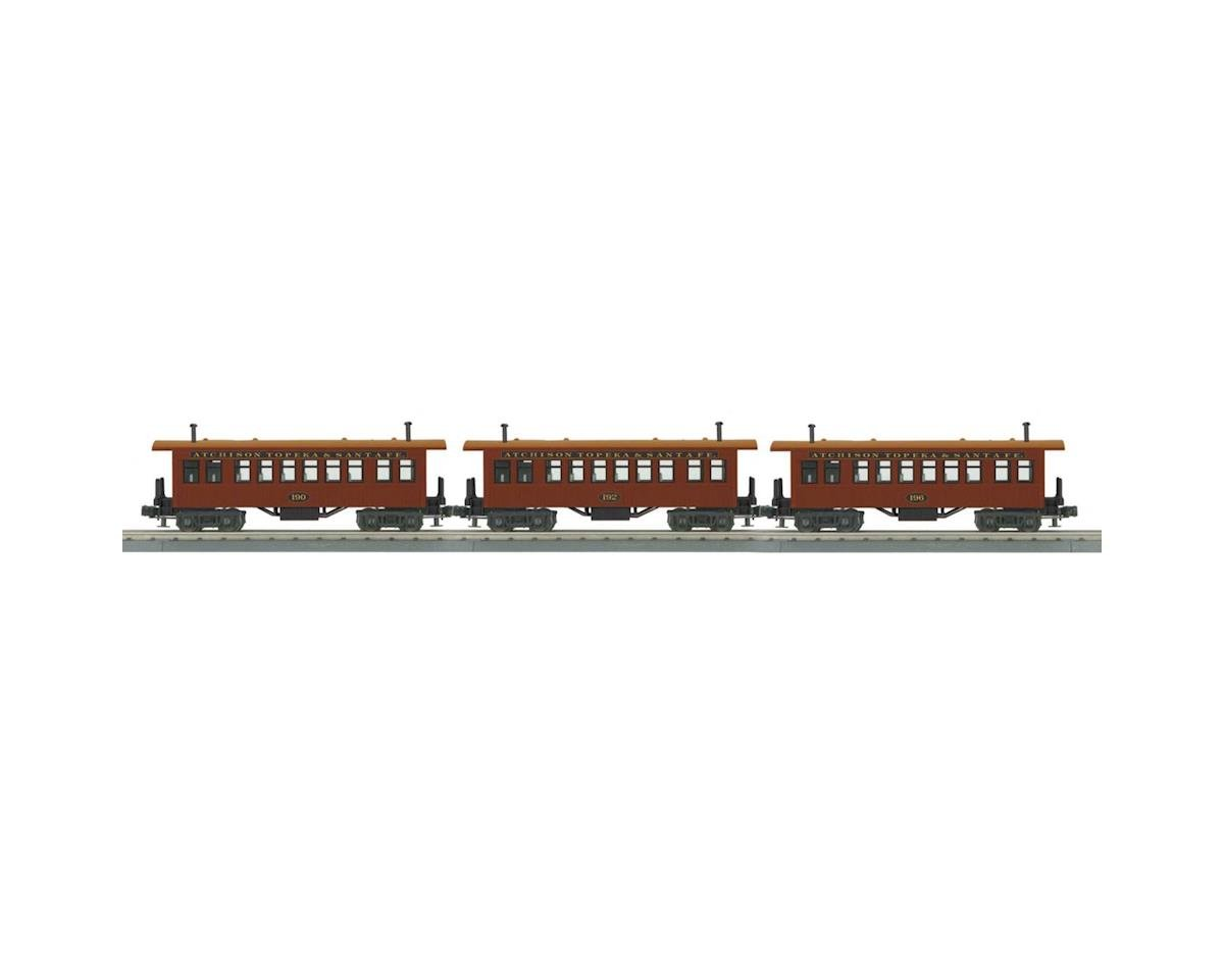 MTH Trains O-27 Overton Coach, SF #175 (3)