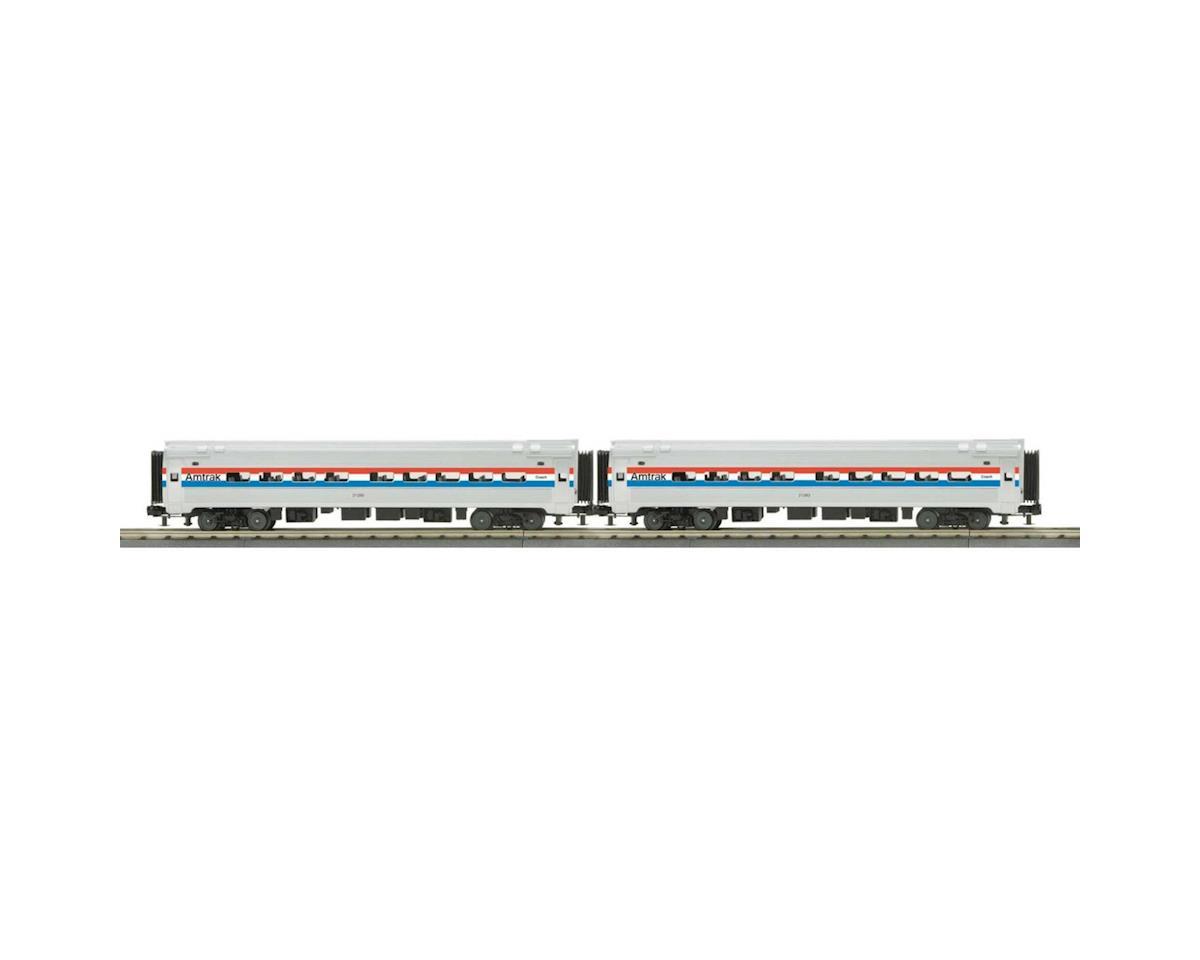 O-31 Amfleet Coach, Amtrak/Phase III (2) by MTH Trains