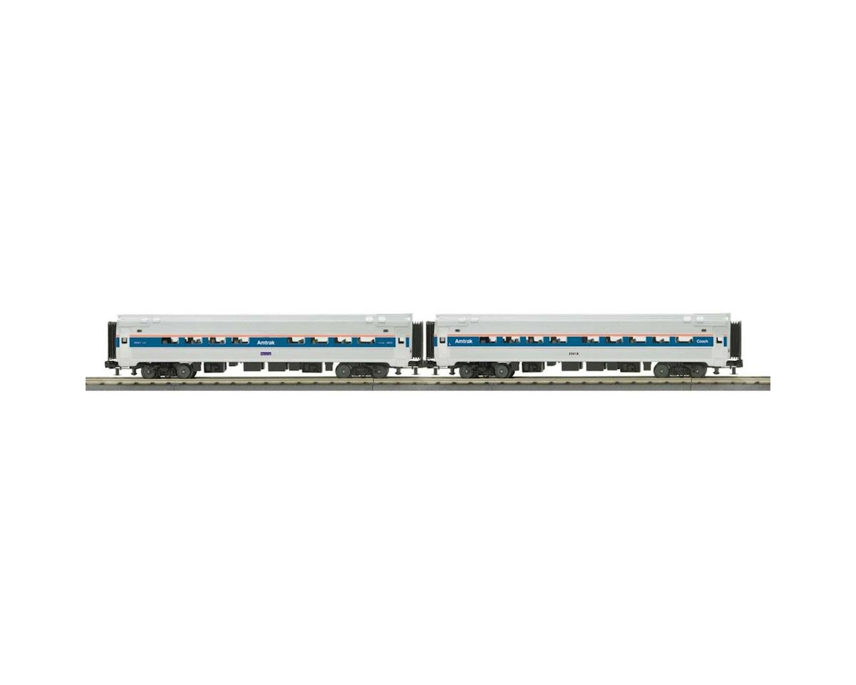 MTH Trains O-31 Amfleet Coach/Cafe, Amtrak