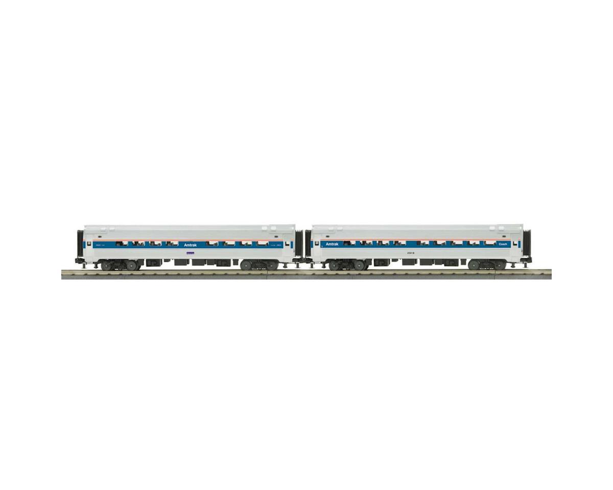 MTH Trains O-31 Amfleet Coach/Cafe, Amtrak
