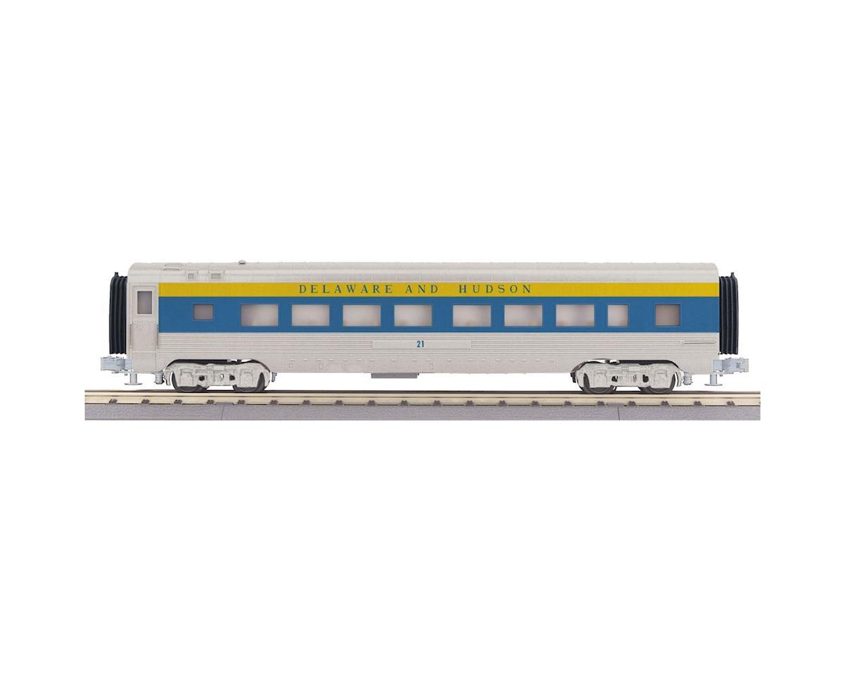 MTH Trains O-27 60' Streamline Coach, D&H
